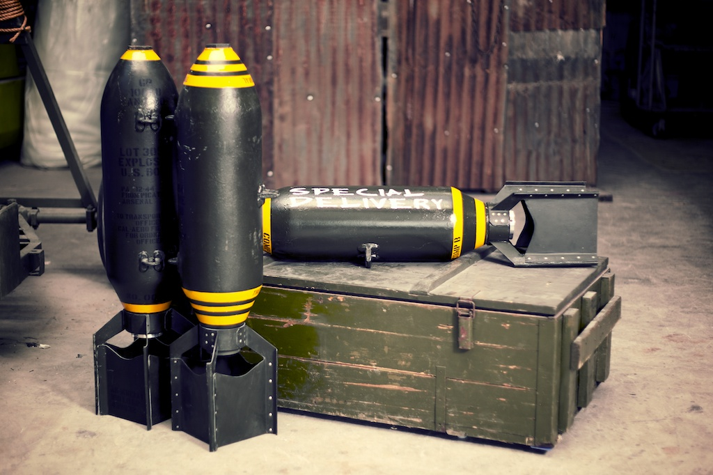 AN-M30 Bomb Replica
