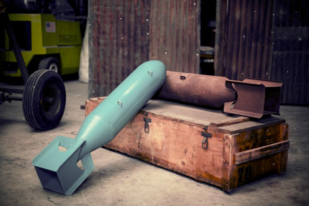 M38A2 Bomb Replica