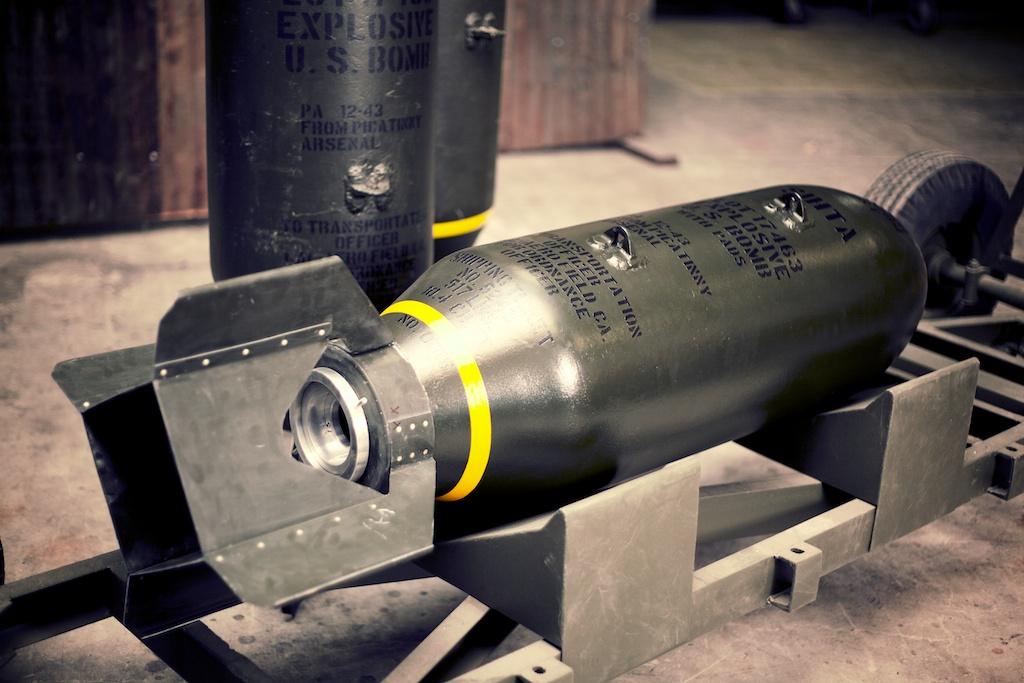 AN-M64/43 Bomb Replica