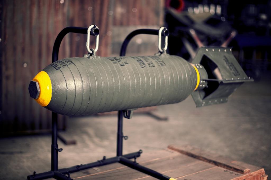 AN-M81 Bomb Replica