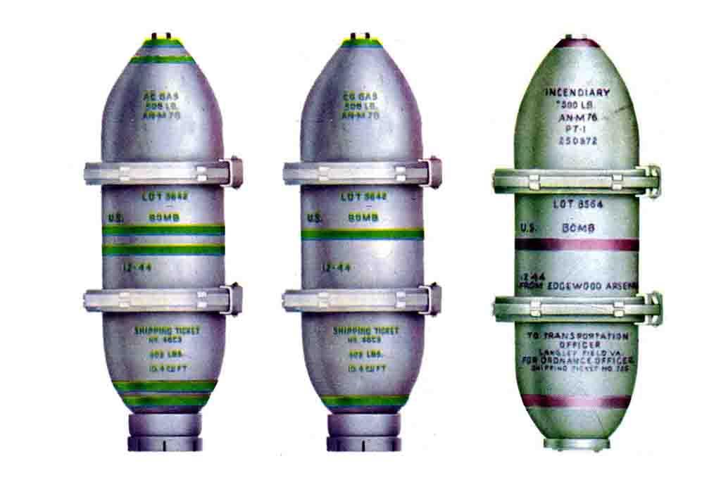 AN-M76/78 Bomb Replica