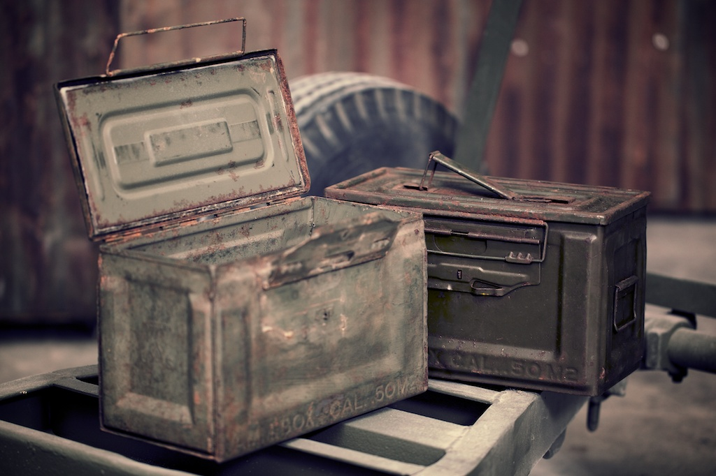 Ammo Box – WW2
