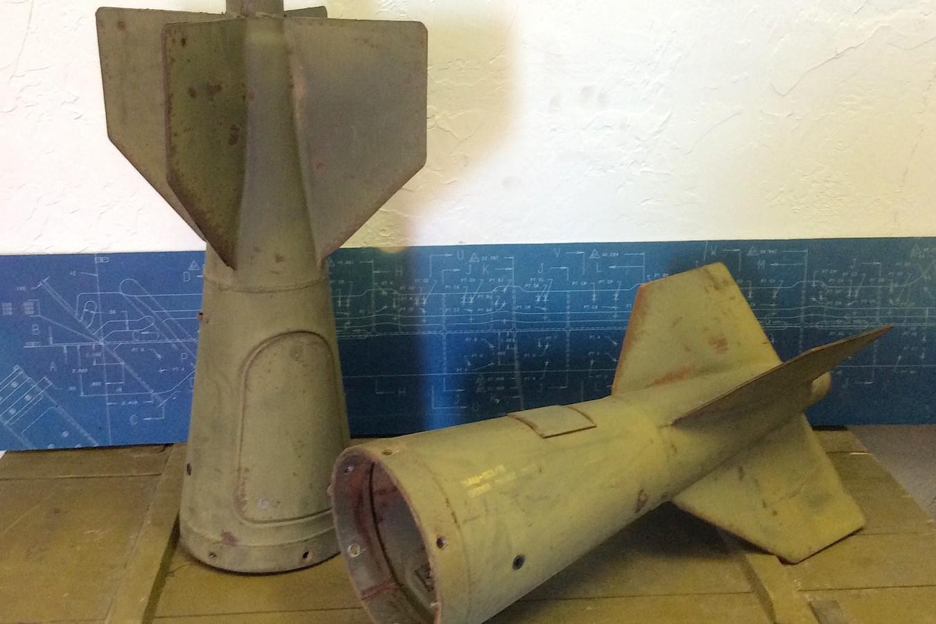 MK-82 GP Bomb Fins – 500 lb.